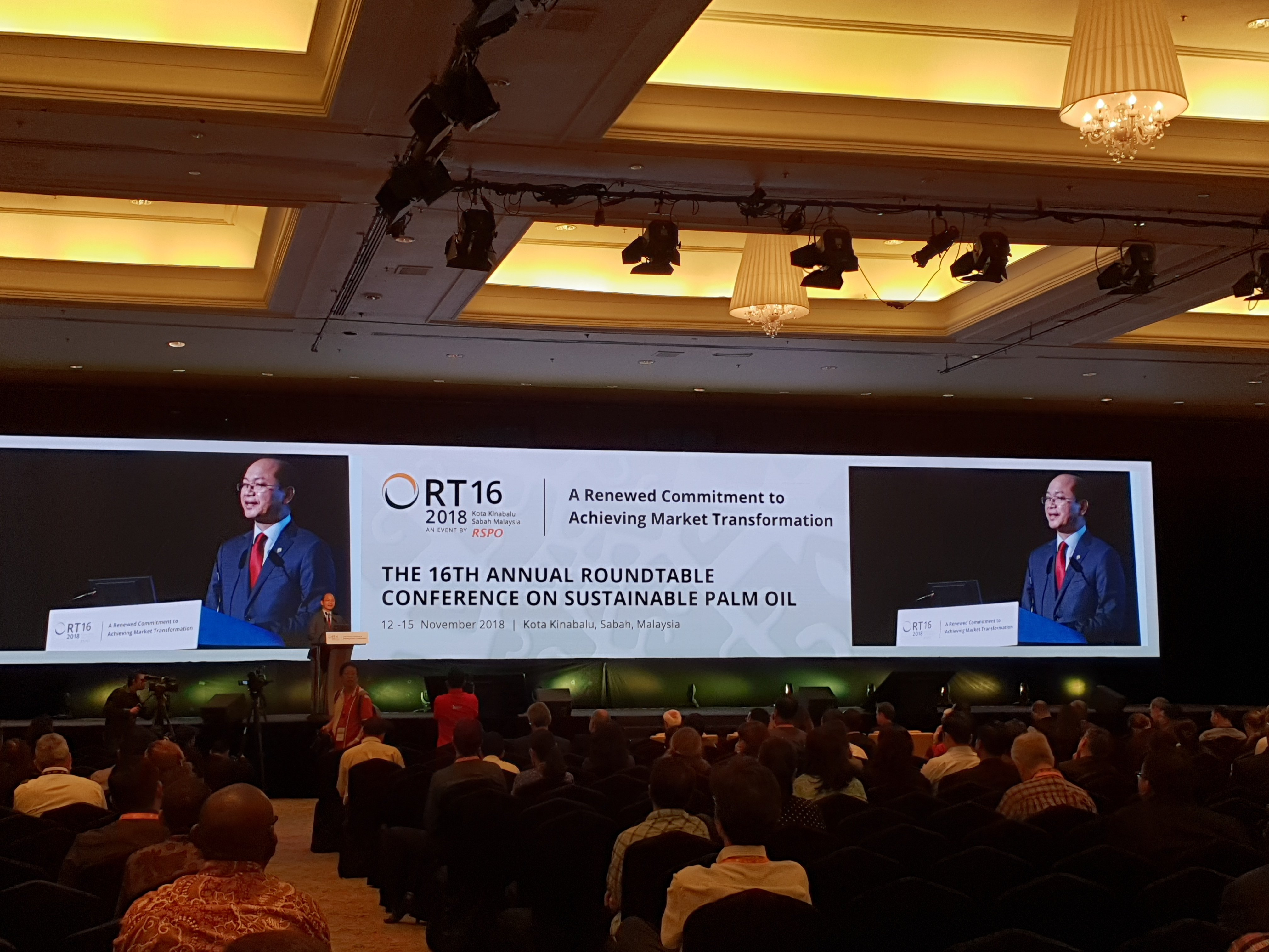 16th Annual Roundtable Conference on Sustainable Palm Oil (RT16)