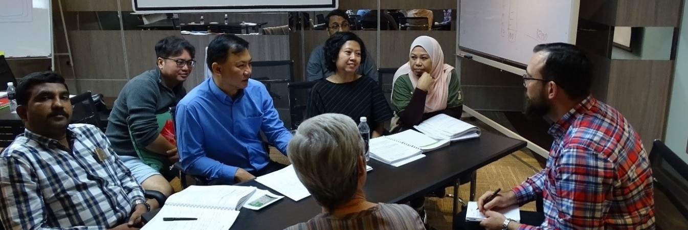 FSC course in KL May 2018