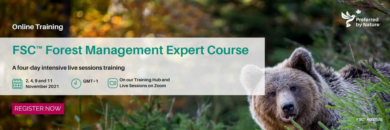 FSC Forest Management Expert Course