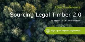 Sourcing legal timber 2.0