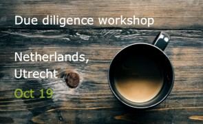 Due Diligence Workshop in the Netherlands: Meeting EUTR Obligations in Practice