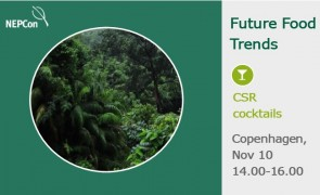 Future Food Trends: Responsible sourcing - CSR cocktails