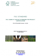 FSC Project Certification Standard