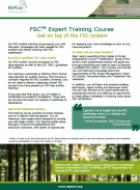 FSC Expert Training Course