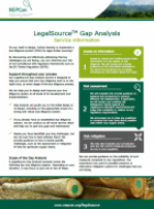 LegalSource Gap Analysis