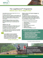 LegalSource Programme