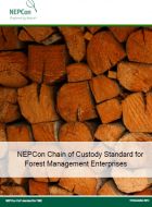 NEPCon Chain of Custody Standard for Forest Management Enterprises