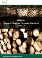 NEPCon Generic Chain of Custody Standard