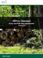 NEPCon Generic Group and Multi-Site Standard