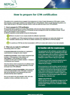 NEPCon-Prepare-for-CFM-certification-guide-2014