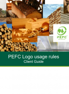 PEFC logo usage guide