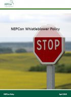 NEPCon Whistleblower Policy