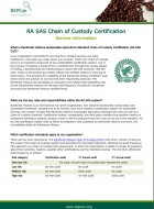 RA SAS CoC Fact Sheet