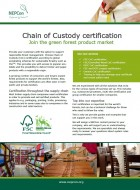 CoC certification infosheet