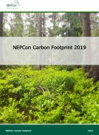 carbon footprint 2019