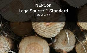 NEPCon LegalSource standard front page