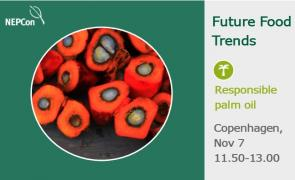 Future Food Trends: Responsible palm oil at SDG-conference