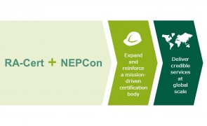RA-Cert and NEPCon