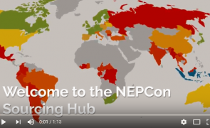 Welcome to the NEPCon Sourcing Hub