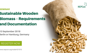 SUSTAINABLE WOODEN BIOMASS seminar