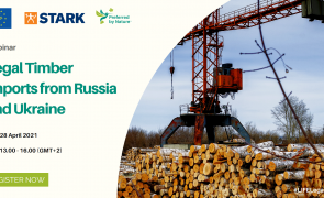Preferred by Nature is inviting companies to participate in a free-of-charge webinar on timber legality issues present in the Russian and Ukrainian markets.